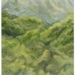 紫斑蝶的故鄉, Home of Euploen Butterflies, 162 x 130 cm, 2016